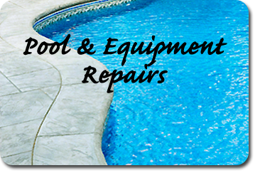 Pool Repairs & Equipment Repairs